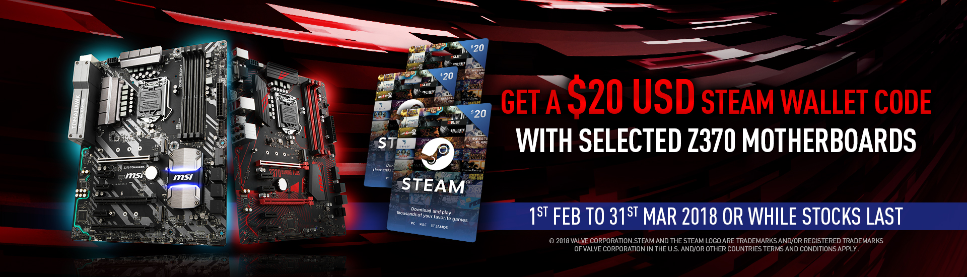 ANZ STEAM Bundle Promotion