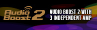 Audio boost2
