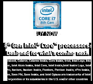 8th Gen Intel® Core™
