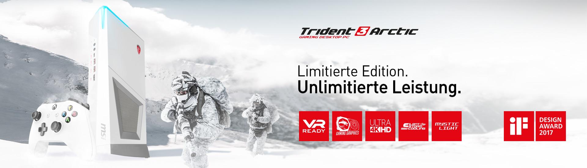 Trident 3 Arctic