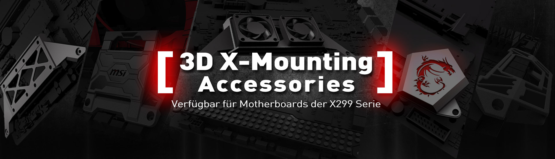 X-Mounting Accessories for X299