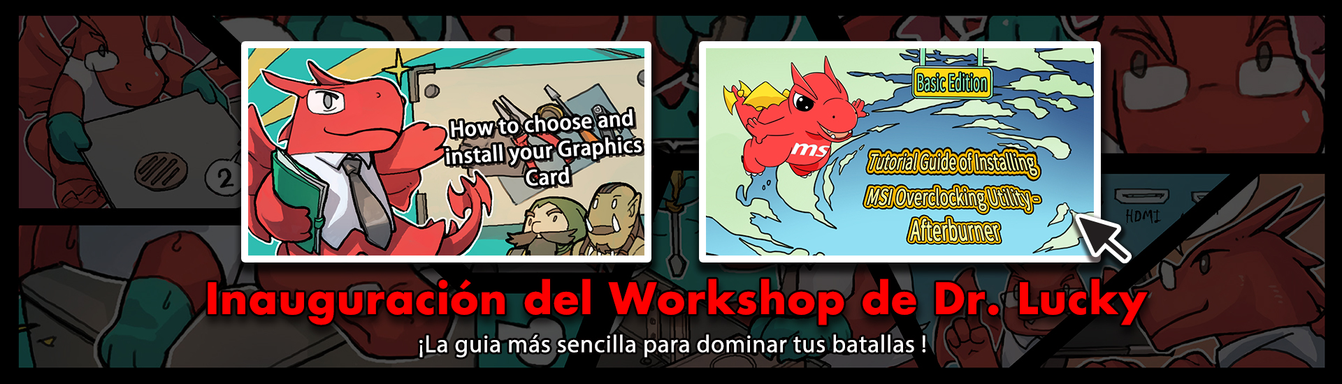 Lucky workshop