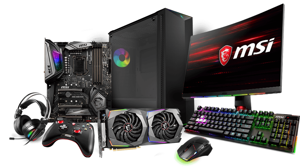 Gaming Desktop Build Your Own