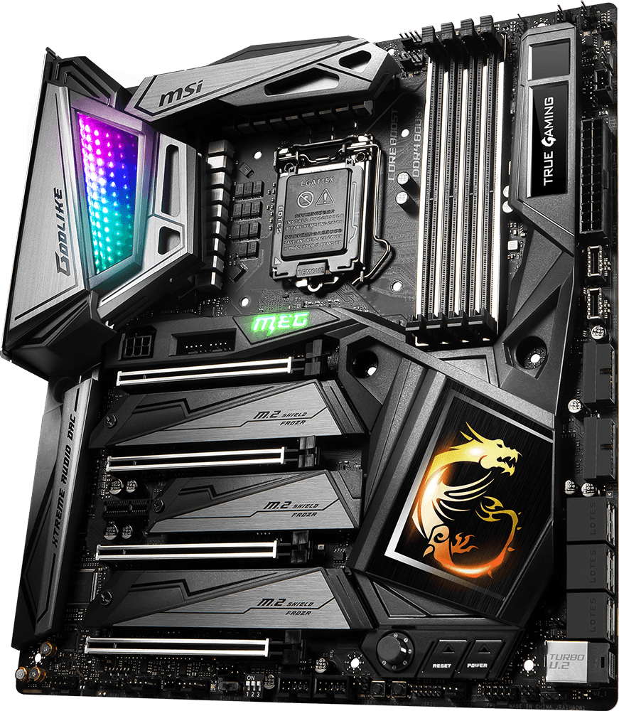 MEG Z390 Godlike Mystic Light
