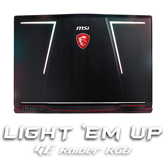 GE Raider RGB