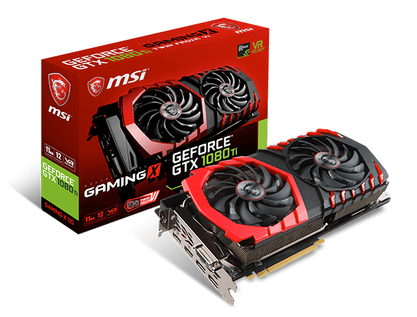 GeForce® GTX 1080 Ti SERIES
