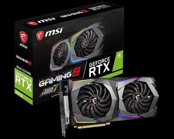 GeForce RTX™ 2070 GAMING Z 8G