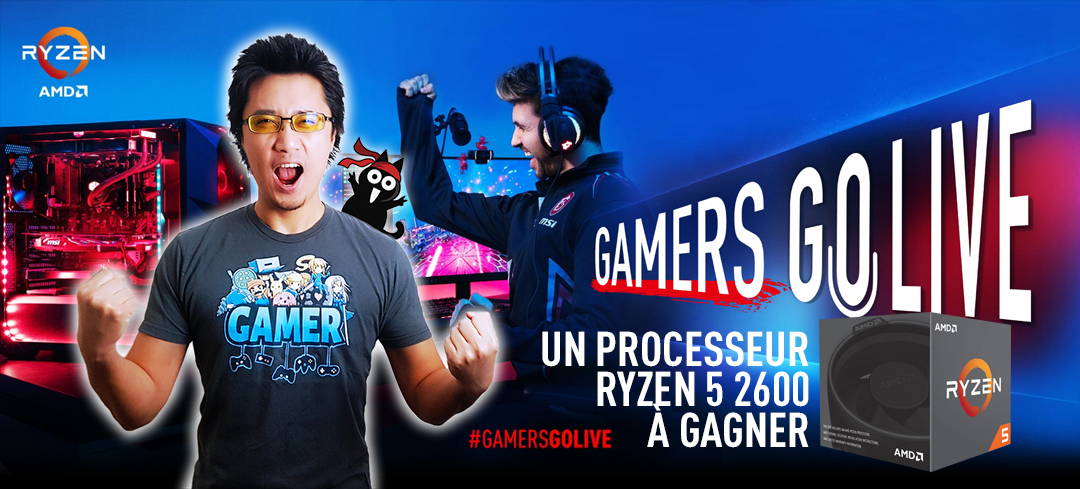 GAMERSGOLIVE X BRICEGAMING