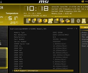 MSI 870U-G55 OverClocking Center Driver Download