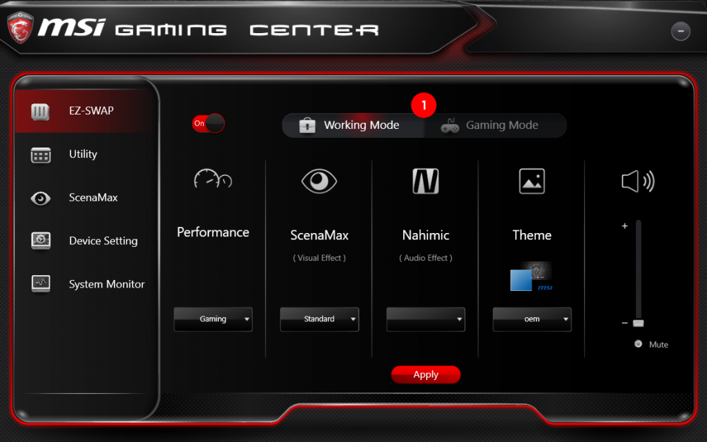 The ins and outs of MSI Gaming Center