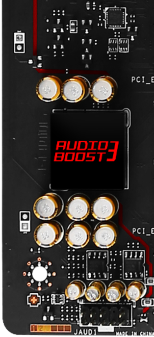 Audio Boost 3 recht