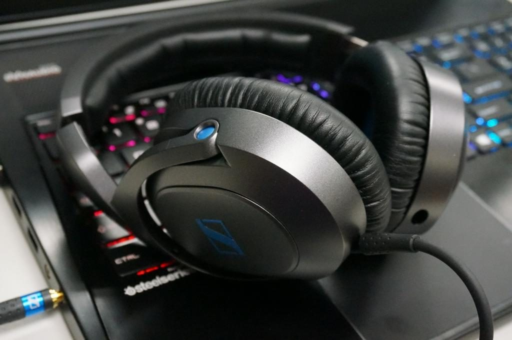 ESS SABRE HiFi gives HD6 MIX headset greater sound
