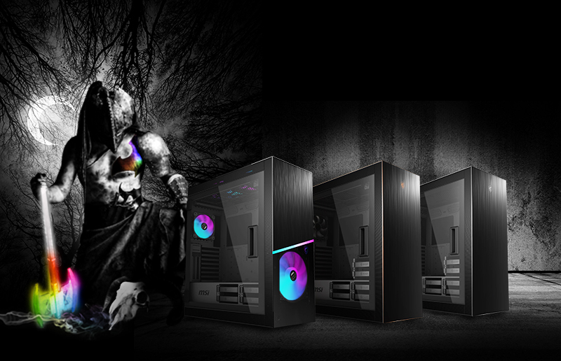 Level up Your Next PC Case with the New MPG SEKIRA 500 Series
