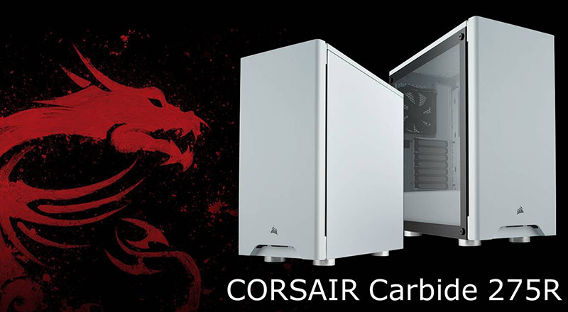 CORSAIR-Carbide-275R-case