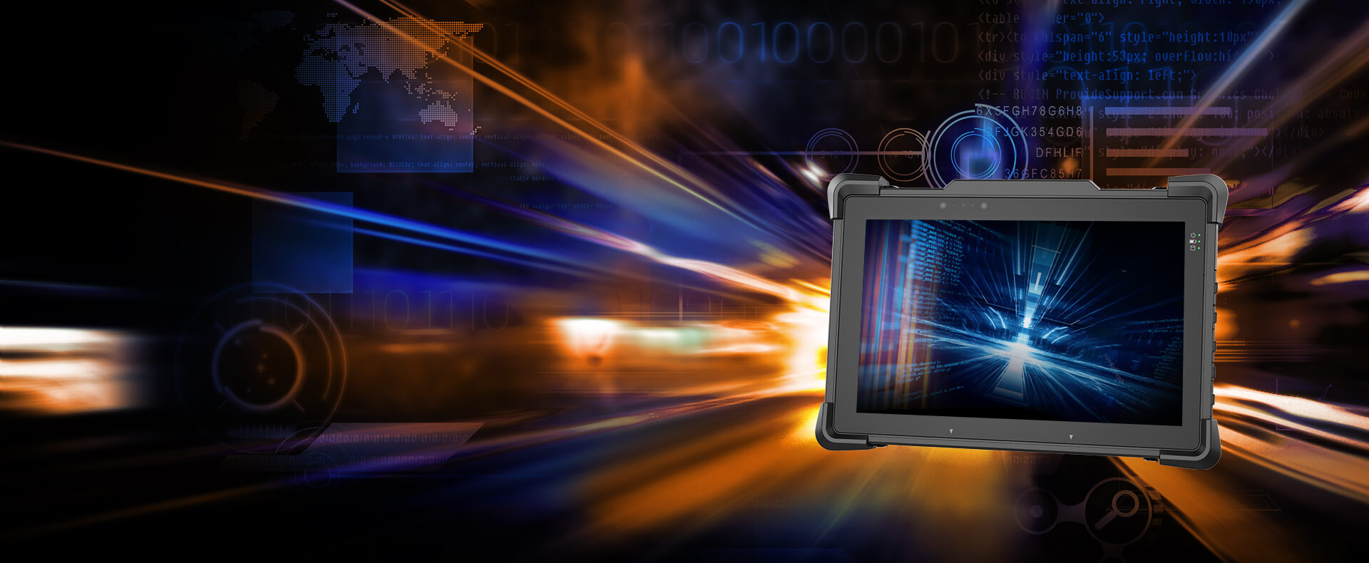 Highest Performance Rugged Tablet