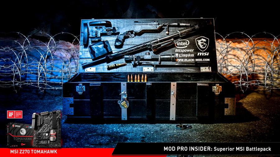 MOD PRO INSIDER: Superior MSI Battlepack - Legendary Weapons
