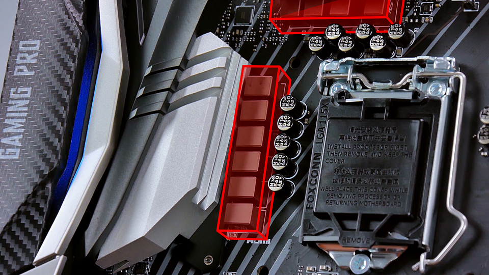 LLC, what is it and why are MSI Z370 motherboards the best choice