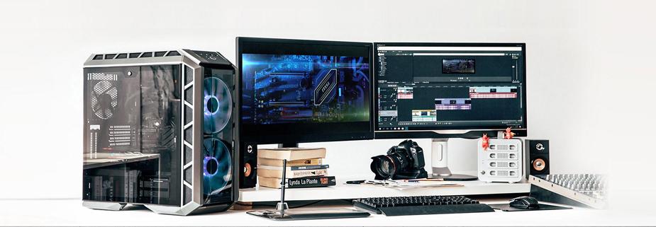 guide d assemblage d ordinateur optimis pour le montage vid o 4k. Black Bedroom Furniture Sets. Home Design Ideas
