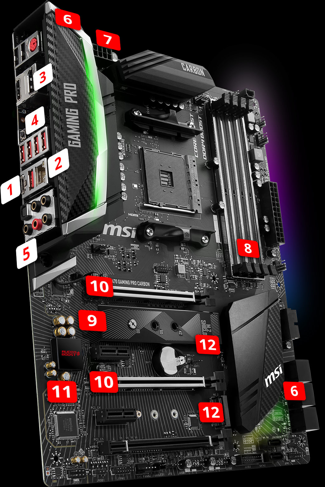 Amd Amplified Muscle Definition: Motherboard - The World Leader In
