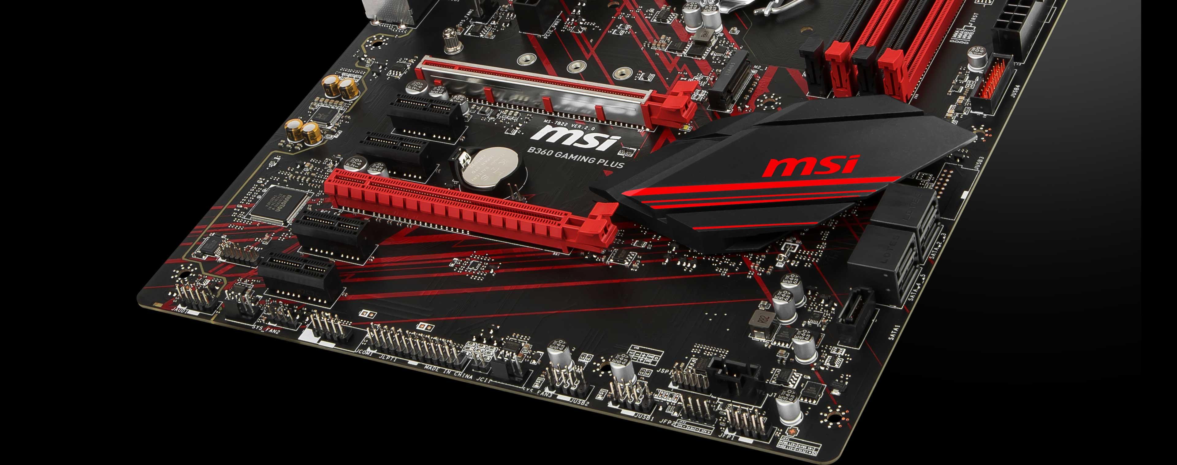 B360 Gaming Plus Motherboard The World Leader In Custom Cpu Gpu Processing Unit Enhanced Circuit Board Design Storage