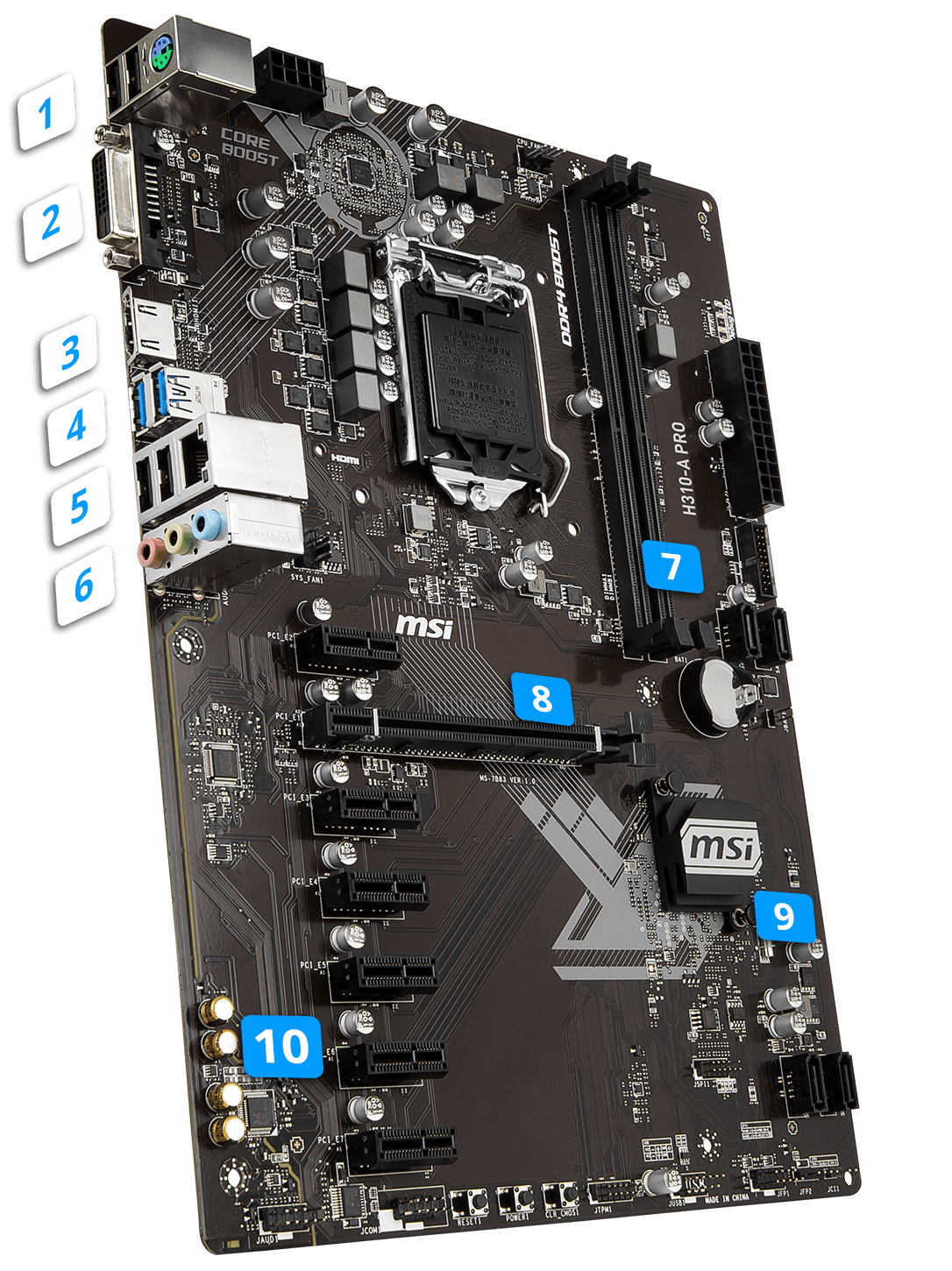 h310 a pro motherboard the world leader in motherboard design rh msi com
