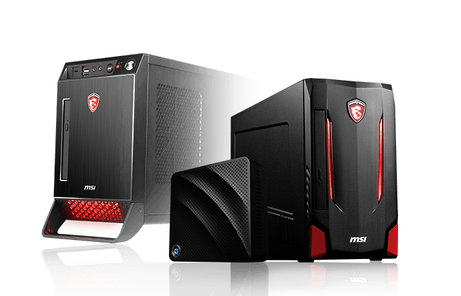 gaming pc msi gaming pc komplett. Black Bedroom Furniture Sets. Home Design Ideas
