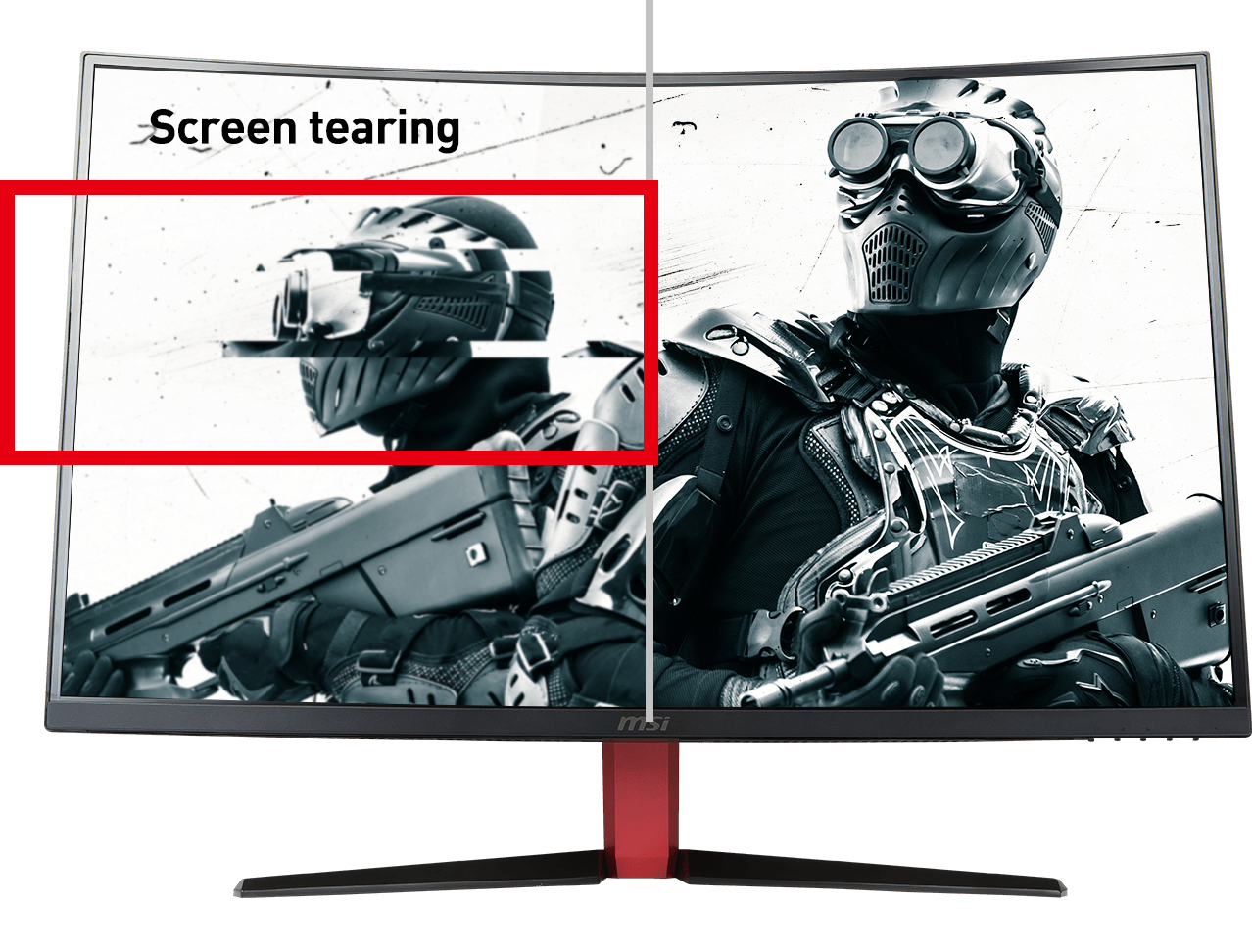 "MSI Optix AG32C 32"" Curved FHD 165Hz Gaming LCD 20"