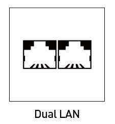 dual lan