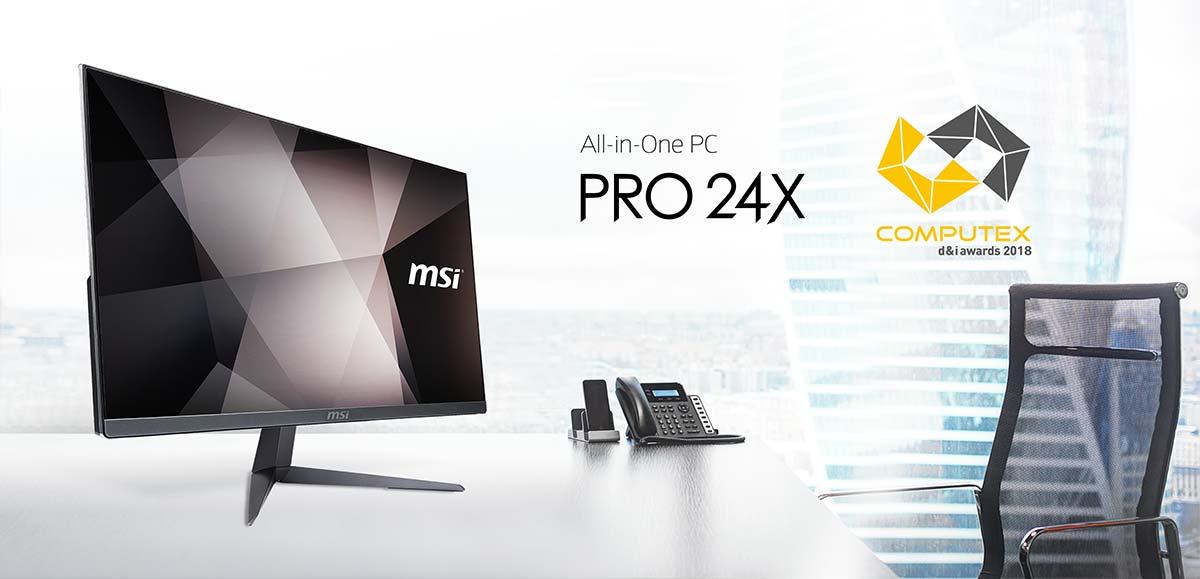 MSI pro 24x