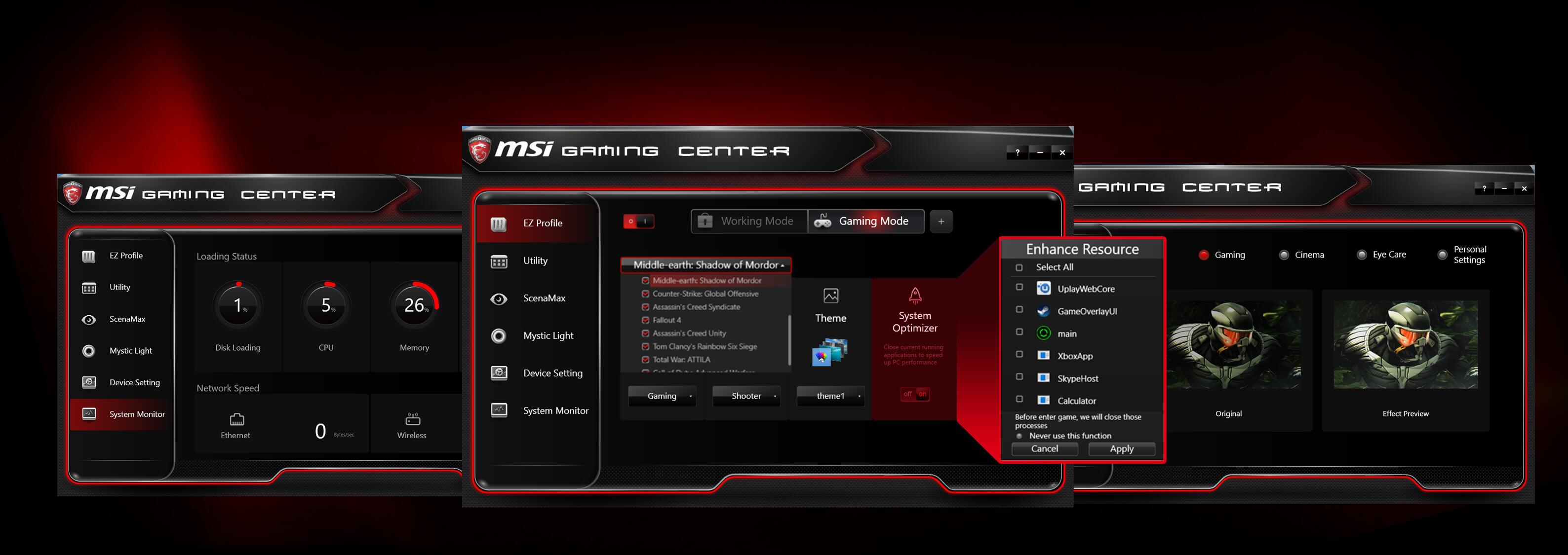 MSI Aegis 3 Desktop