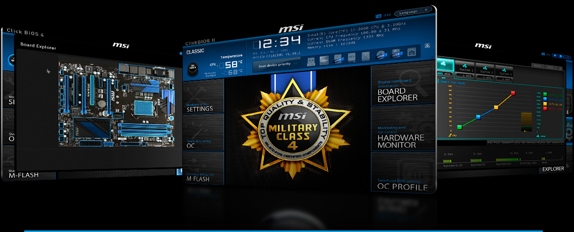 msi z97 ​​pc mate installer flash