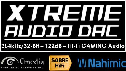 MSI Xtreme Audio DAC