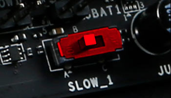 Slow Mode