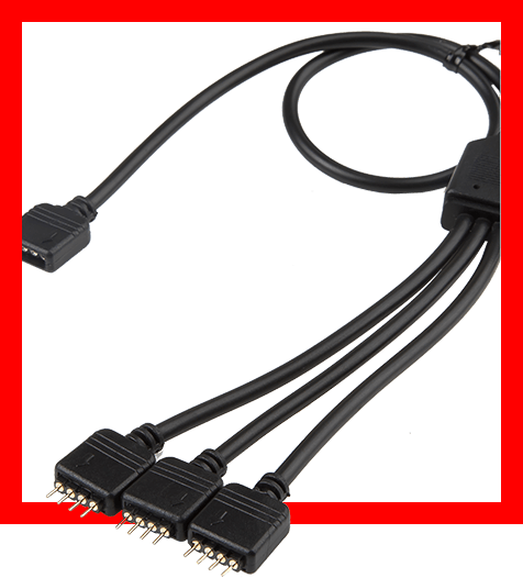 MSI MYSTIC LIGHT CABLE