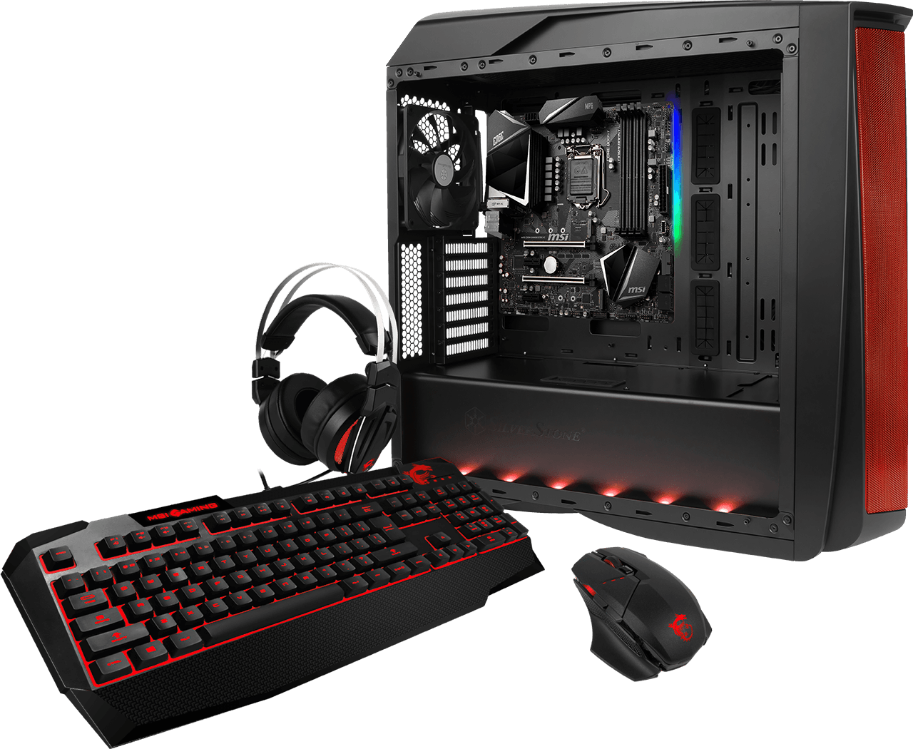 MSI MPG Z390M GAMING EDGE AC Mystic Light