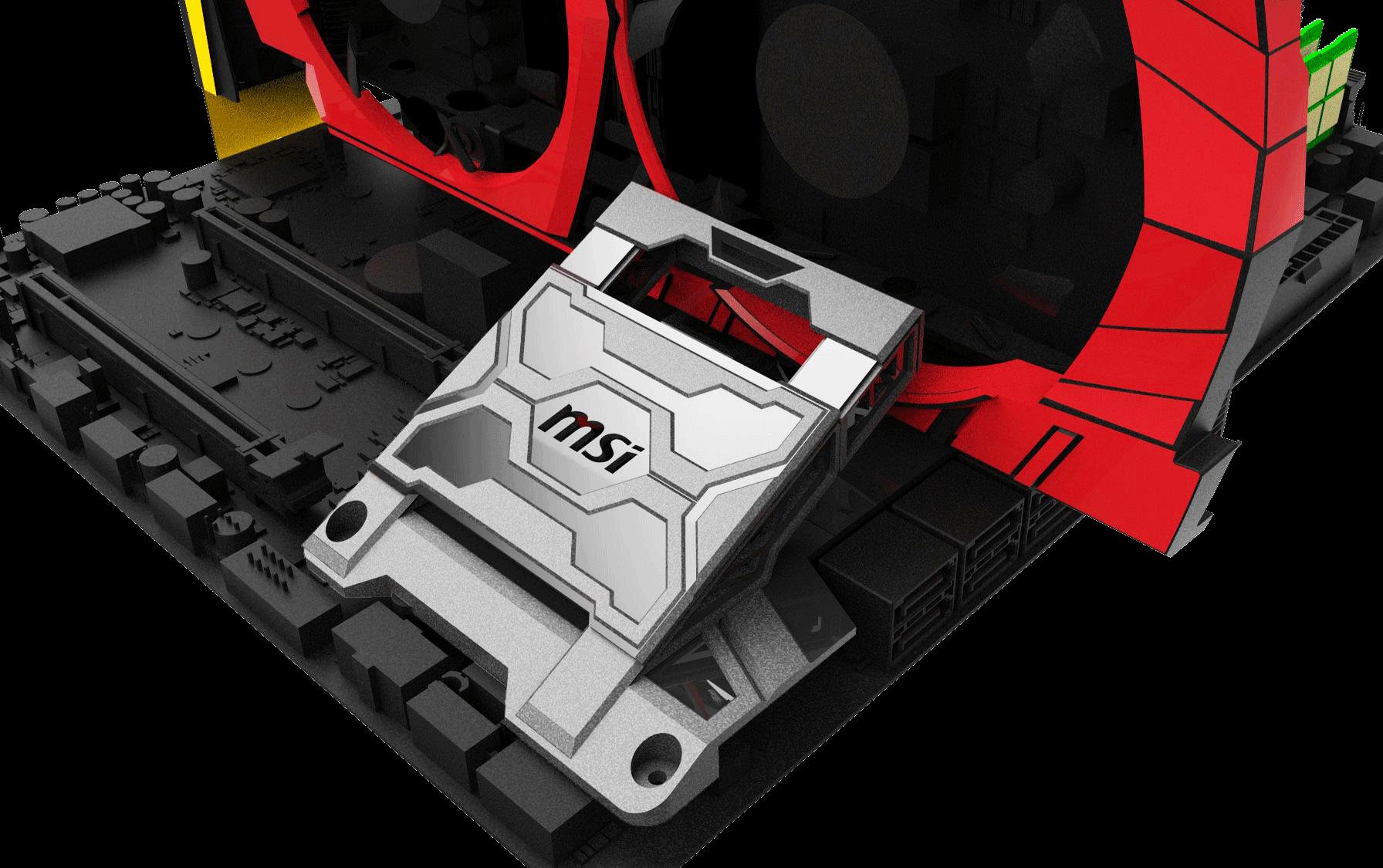 3d printing VGA support