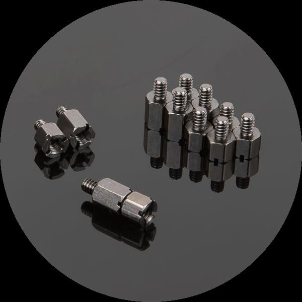 X-mounting screws