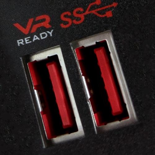 VR ports