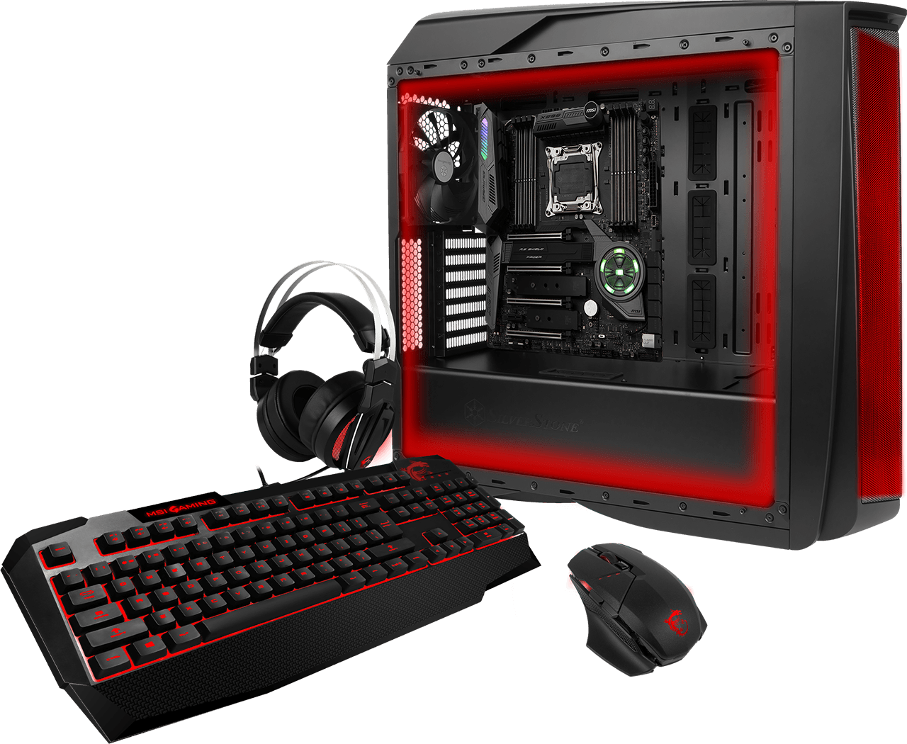 MSI X370 GAMING Pro Carbon Mystic Light