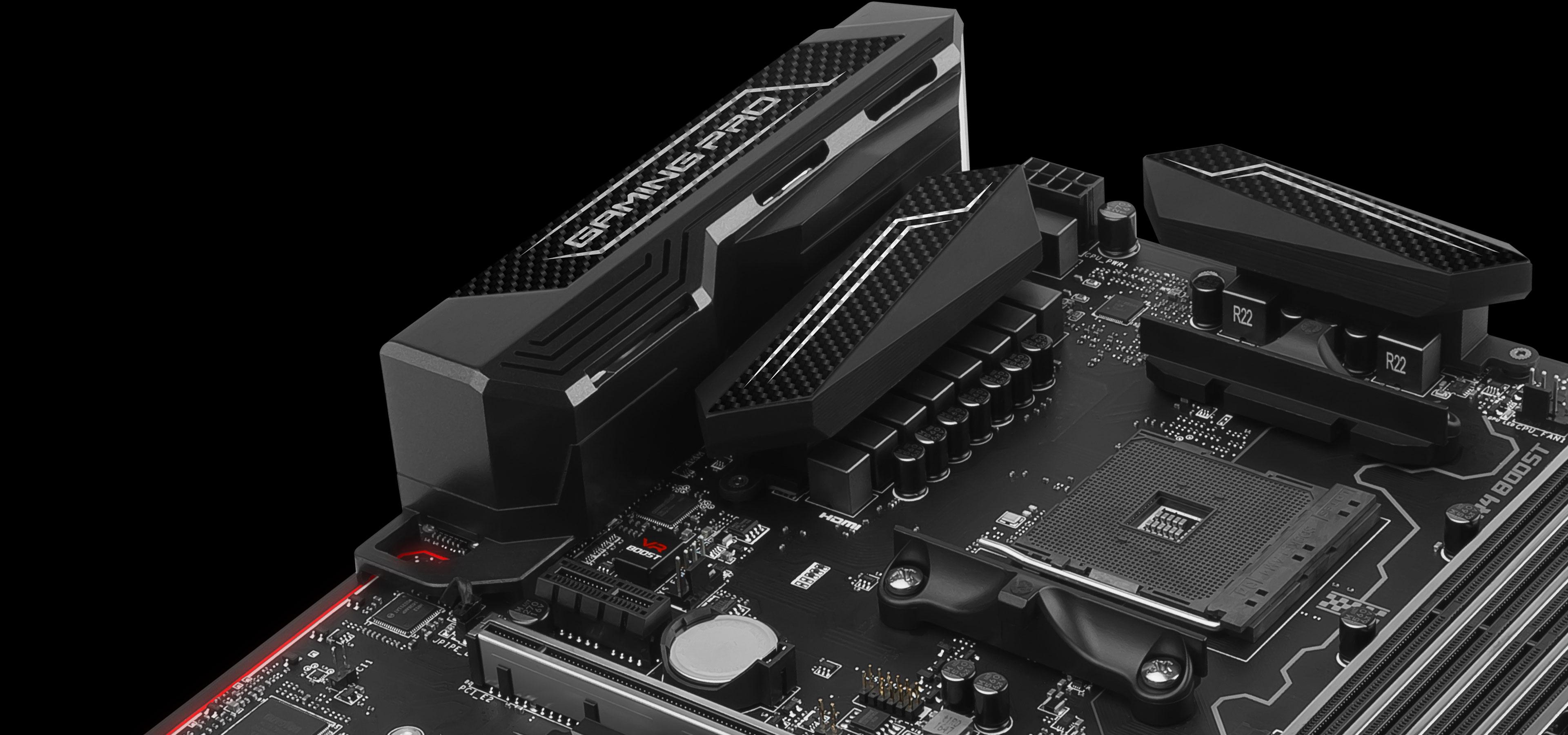 Die Kühlung ist ein wichtiger Bestandteil jedes Gaming PCs MSI arbeitet eng mit führenden Kühlungshersteller zusammen um beste Kompatibilität mit jeder