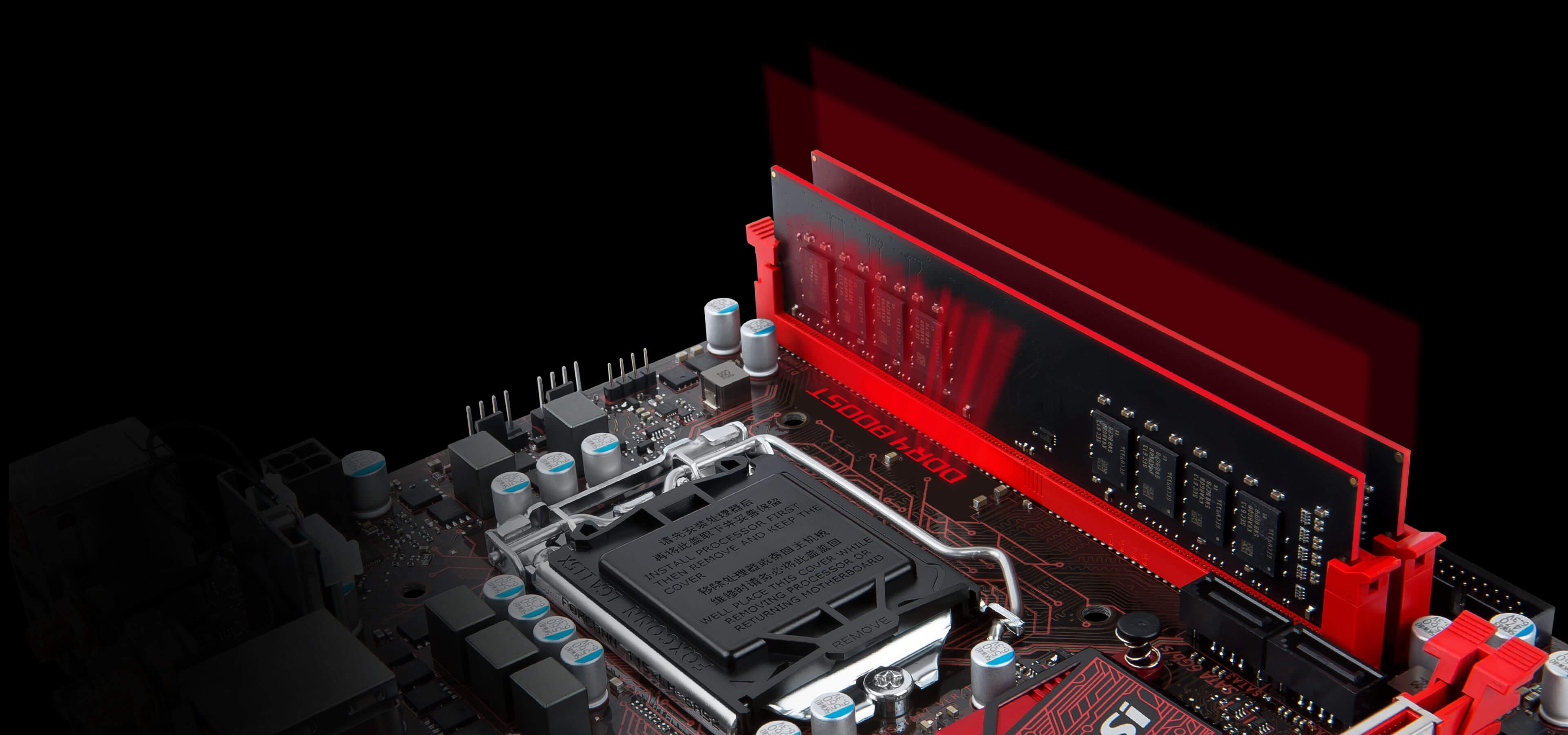 MSI B250I Gaming Pro AC LGA1151 Mini ITX Motherboard
