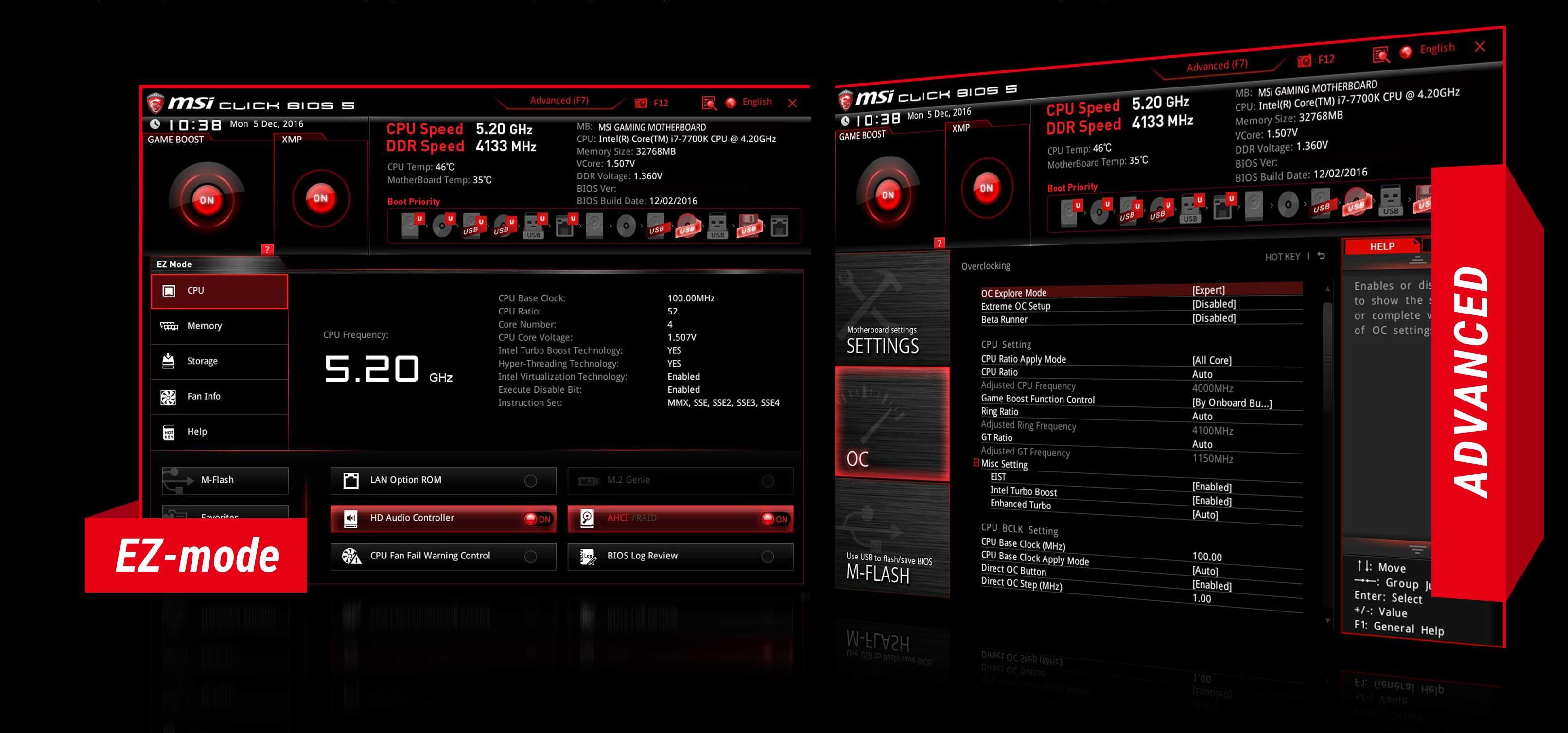 MSI Z270 Gaming M3 Motherboard (MSI Z270 GAMING M3