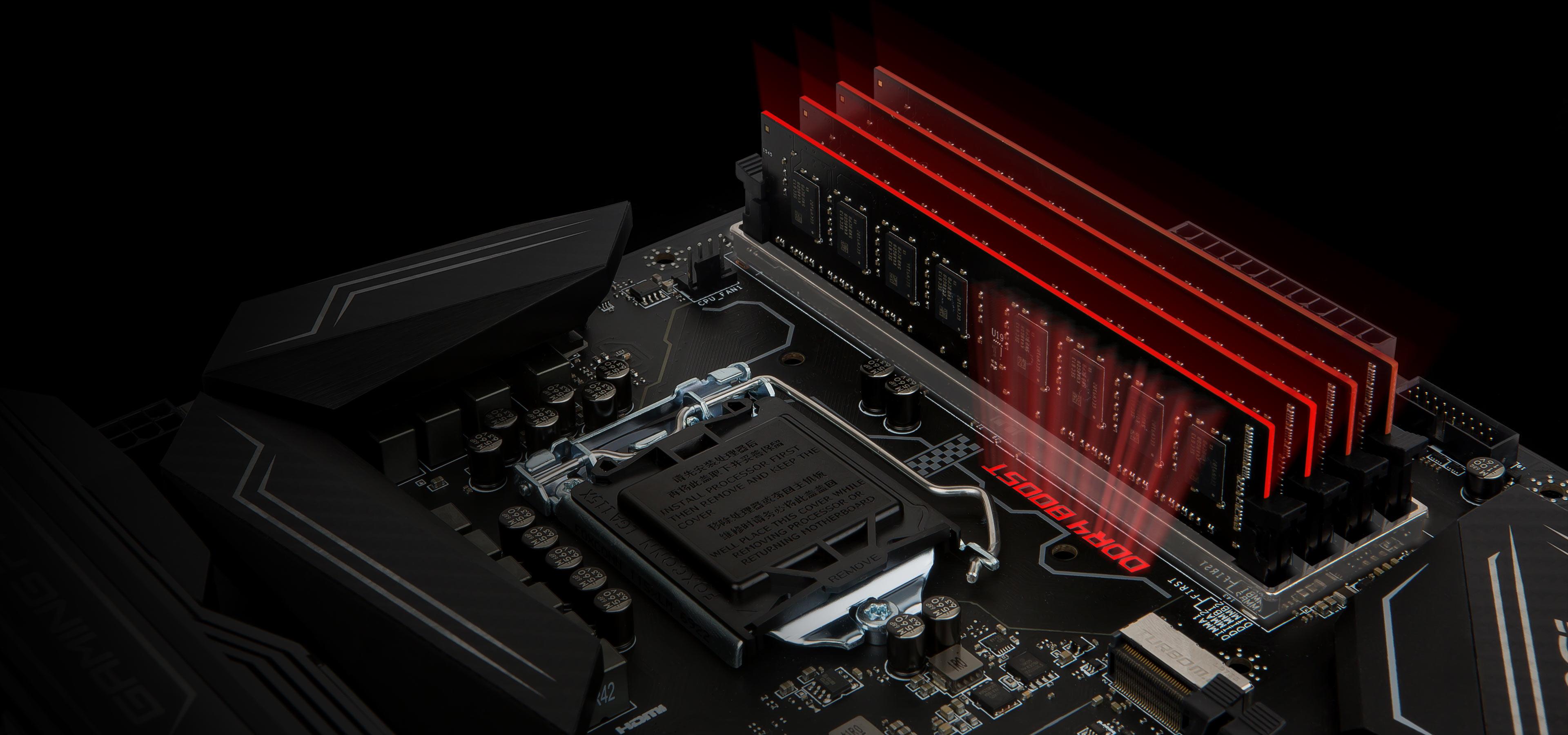 MSI Z270 Gaming Pro Carbon LGA1151 ATX Motherboard