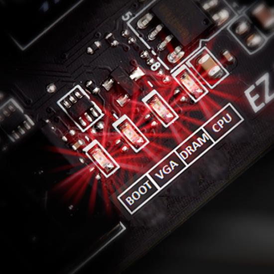 MSI Gaming Intel H270 GAMING M3 DDR4 HDMI USB 3 ATX Motherboard