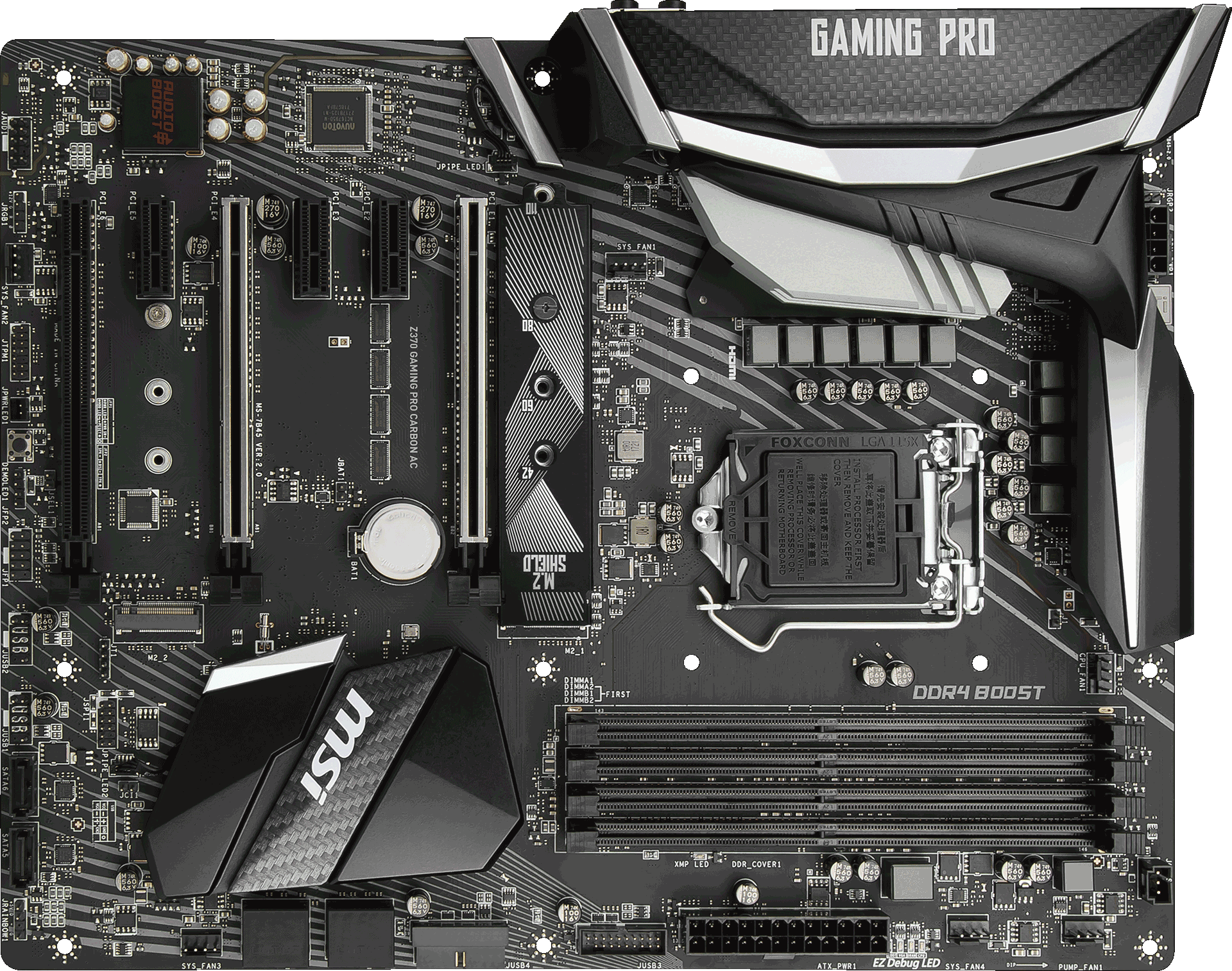 Z370 Gaming Pro Carbon Ac Motherboard The World Leader In Description Japanese Air Conditione Electrical Outletjpg Tuning