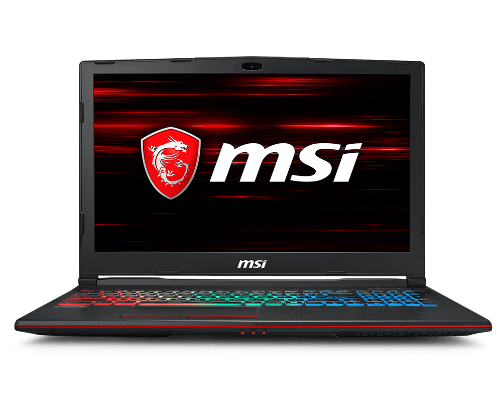MSI GP63 8RE