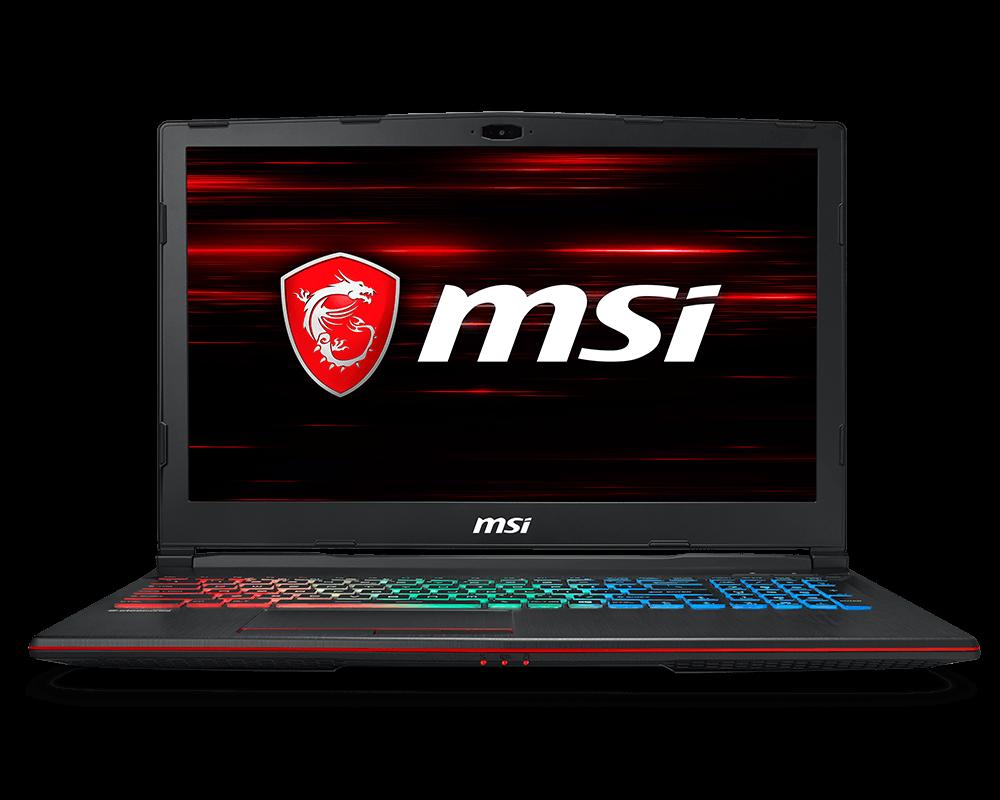 MSI GP63 8RD