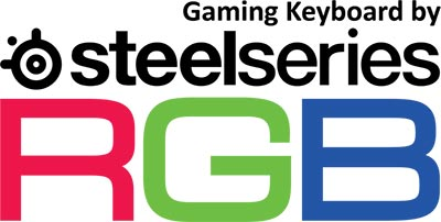 Steelseries rgb logo