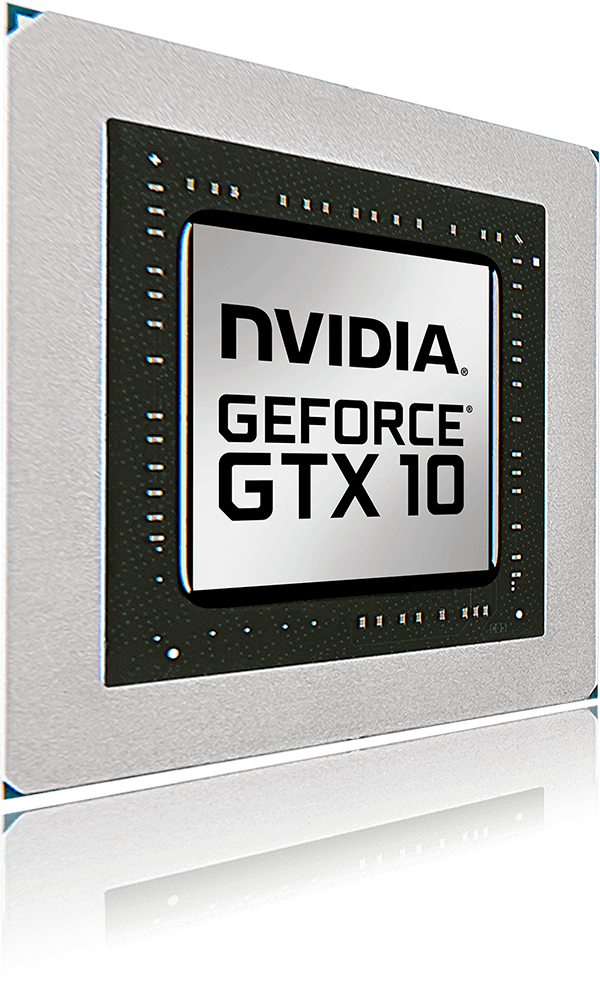 GEFORCE GTX 1080 SLI GPU
