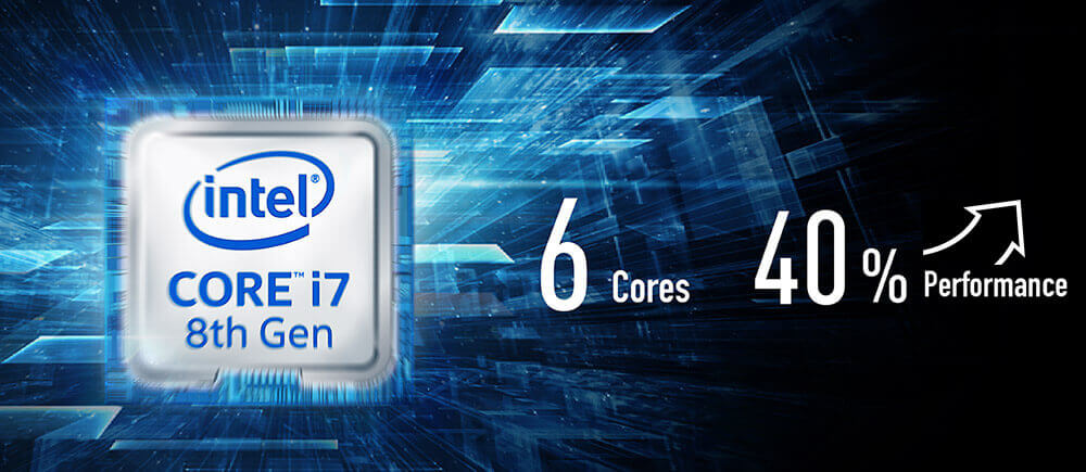 intel corei7 8th gen